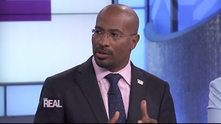 Van Jones Talks 'The Messy Truth'