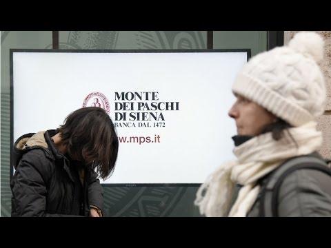 Le gouvernement italien vole au secours de la banque Monte Paschi