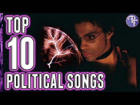 Top 10 Best Prince Political Songs (Part 2)