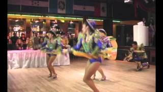 Bolivian Caporales Dance