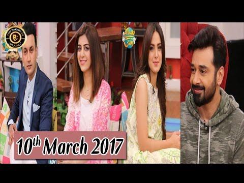 Salam Zindagi - 10th March 2017 - Top Pakistani Show