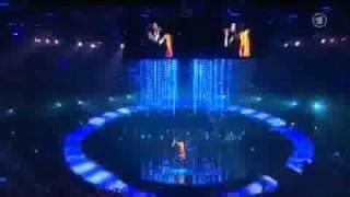 ***HAMMER***Lena Meyer Oslo Eurovision Song Contest Winner 2010 Europe Germany platz 1/ 1st place