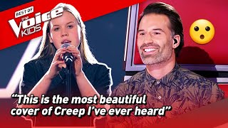 Tiany SURPRISES coaches with TOUCHING Covers in The Voice Kids! 😢   Road To