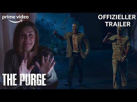 Eine Nacht in der alle Verbrechen legal sind | The Purge | Offizieller Trailer | Prime Video DE