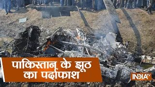Budgam Chopper Crash Caused By Technical Fault, Pakistan Spreads Fake News Of Shooting Down Jet