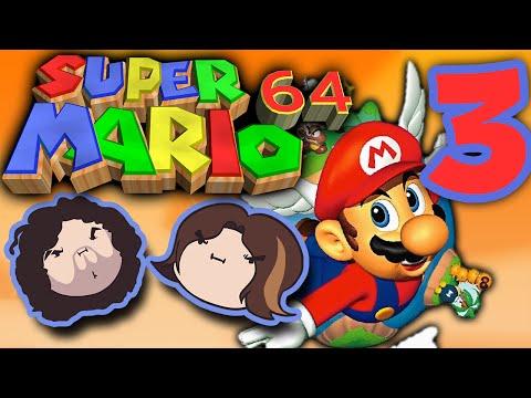 Super Mario 64: Chucking Snowballs - PART 3 - Game Grumps