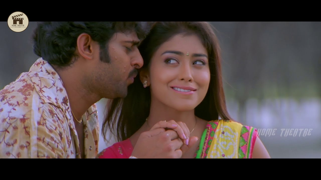Download Chatrapati Movie HD Video Song | Gundu Sudhi | Prabhas ,Shriya Saran | Home Theatre