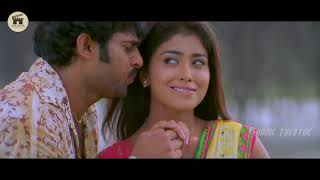 Chatrapati Movie HD Video Song | Gundu Sudhi | Prabhas ,Shriya Saran | Home Theatre