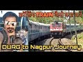 रेल ब्लॉग : How to Find CROSSING TRAINS | Durg-Nagpur Journey (Indian Railways)