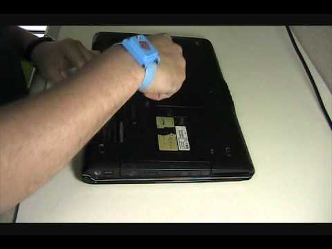 How To Remove The Cd Dvd Drive On An Hp Pavilion Dv6000