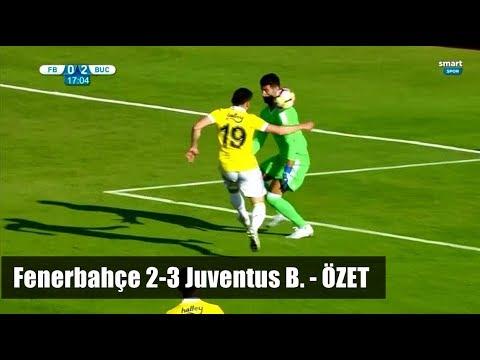 Fenerbahçe 2-3 Juventus Bükreş - Maç Özeti