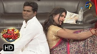 Chammak Chandra Performance | Extra Jabardsth | 17th March 2017| ETV  Telugu