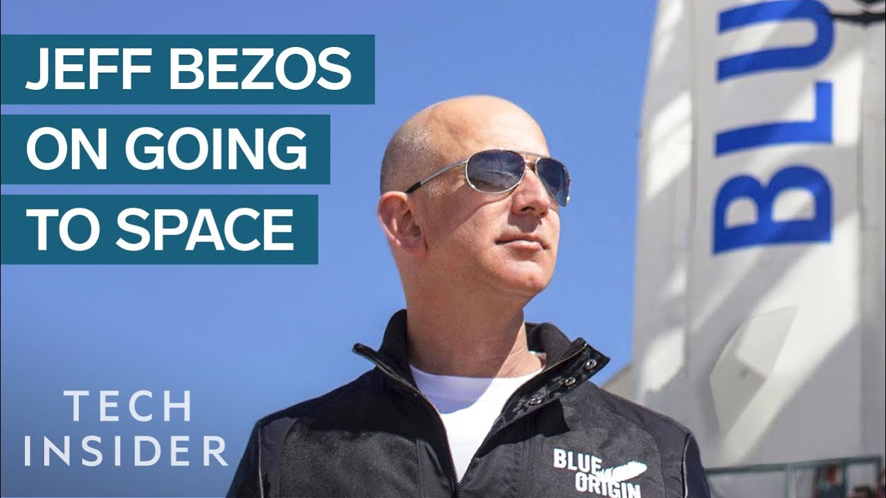 Jeff Bezos Reveals Why He S Spending Billions Of Dollars To Go To