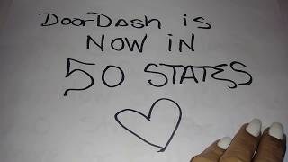 You Better get this job doordash is in 50 states and still growing!!! Come get this money!!