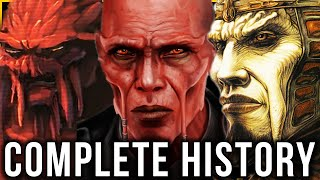 Sith Species COMPLETE History   100,000 Years of Darkness