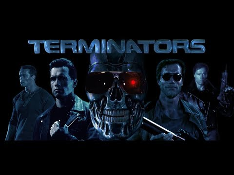 """TS: TERMINATORS"". Short Film."