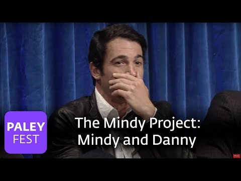 The Mindy Project  Mindy Kaling And Chris Messina On The Mindy and Danny Relationship