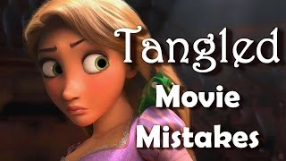 Disney Tangled Movie Mistakes You Didn