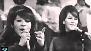 The Ronettes - Be My Baby (The Big T N T  Show - Aug 1966)