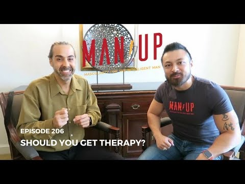 """Should You Get Therapy?"" With Gui Mansilla - The Man Up Show, Ep. 206"