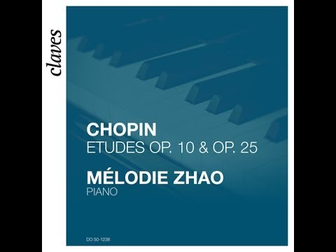 Classical Music / Mélodie Zhao - Frédéric Chopin: Études Op. 10 / VIII. Fa majeur