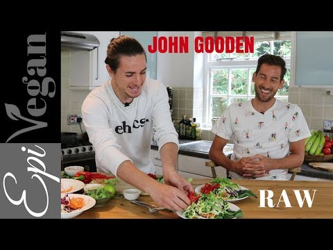 UFC Commentator John Gooden Talks Fighting and Veganism