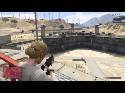Second Heist final score The Prison Break GTA Online Heist Update