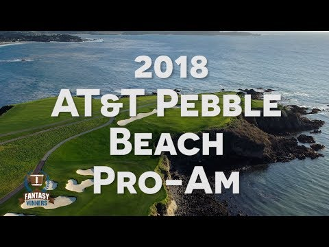PGA - 2018 AT&T Pebble Beach Pro-Am | Daily Fantasy Golf Strategy | DailyFantasyWinners