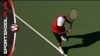 Tennis Baseline Strategy with Coach Brad Gilbert