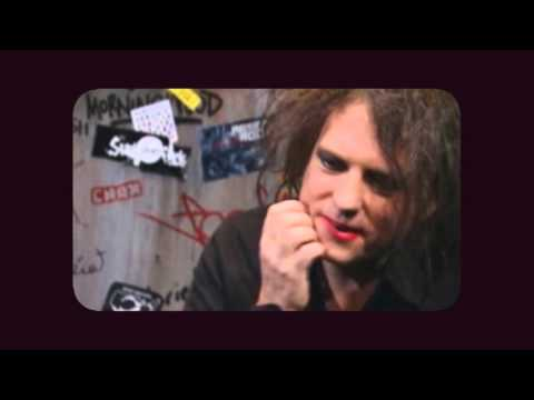 Robert Smith of The Cure - Interview on Various Things