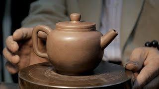 Making an Yixing Teapot