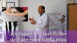 Vidéo Officielle CleanRoller Anti Cellulite, Vergetures, Cicatrices, Rides...(Version courte)
