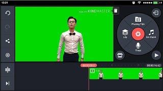 Cách xử lý phông nền xanh từ A-Z ngay trên điện thoại | tuấn tự tin