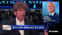 James Altucher, $1 Million Prediction on Bitcoin