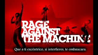 Rage Against The Machine - Bombtrack (Subtitulada)