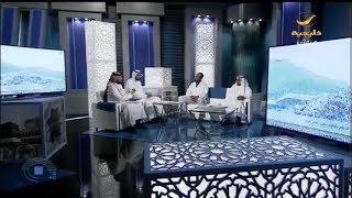 لقاء د. محمد ارو وهبي و ا. نايف الحربي للحديث عن الخدمات الصحية التي تقدمها المملكة