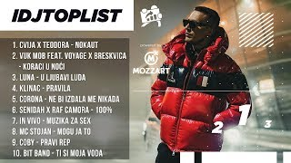 CORONA LANSIRAO JOS JEDAN HIT | IDJTOPLIST powered by MOZZART S02 E92 | 26.12.2019