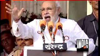 Live: Narendra Modi addresses rally in Kanpur Part 4