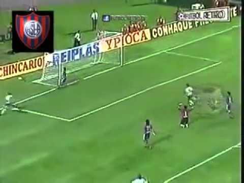 Corinthians 2 x 1 San Lorenzo ida Semifinal Mercosul