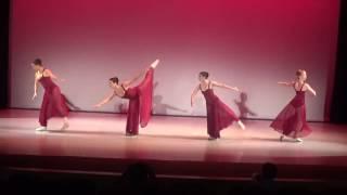 Ballet Arts of Austin Spring Recital 2017 - Advanced Maroon
