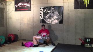 Just the Tip Tuesday: 4 way squat prep