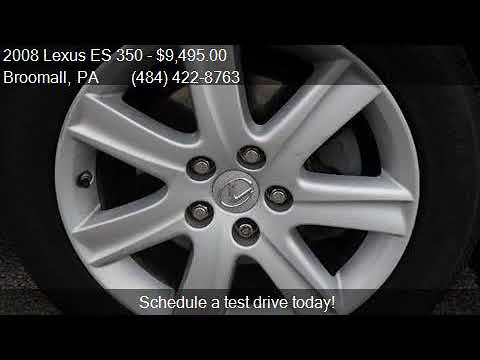 2008 Lexus ES 350 Base 4dr Sedan for sale in Broomall, PA 19