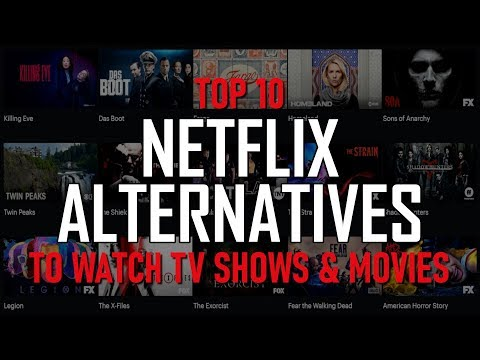 Top 10 Netflix Alternatives to Watch TV Shows & Movies (2020)