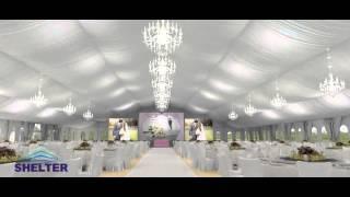 свадебные шатры от Shelter Tent