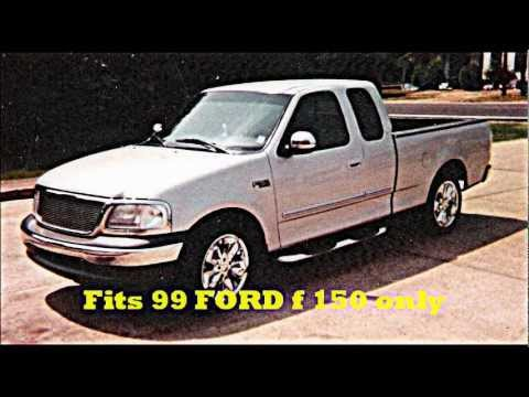 1999 ford f 150 20 inch rims youtube. Black Bedroom Furniture Sets. Home Design Ideas