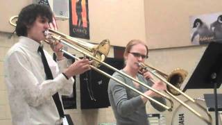 Epic Trombone Duet