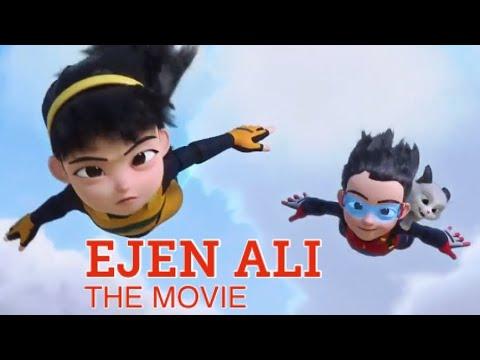 EJEN ALI: THE MOVIE - Teaser Trailer
