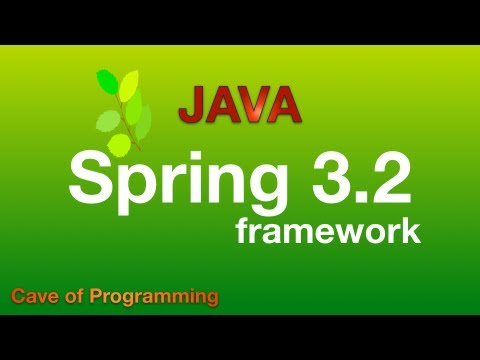 Spring Tutorial 5 - Hello World Spring