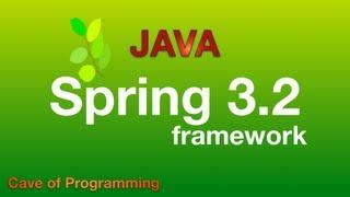 spring framework java