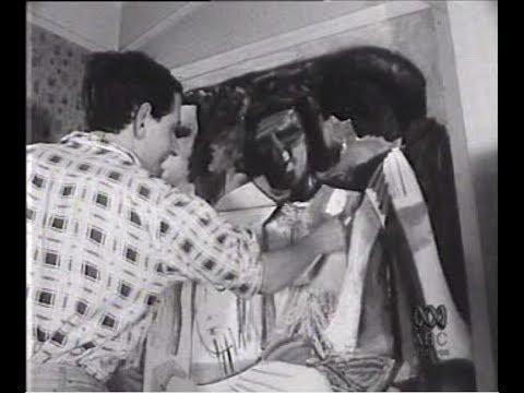 Charles Blackman Painting at Home (1962)
